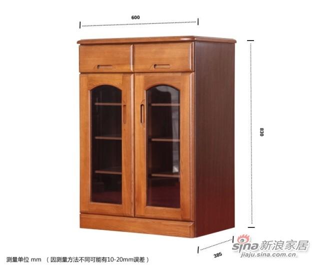 蓝鸟家具 茶水柜储物柜-5