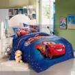 酷漫居汽车总动员床品套件