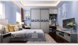 索菲亚衣柜-简约现代卧室套餐