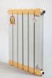 太阳花散热器铜铝复合系列铜舟1500-80NTL