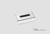 伊翎卫浴台式纸巾盒EL-1009602CC