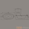 惠达-HD111O按摩浴缸