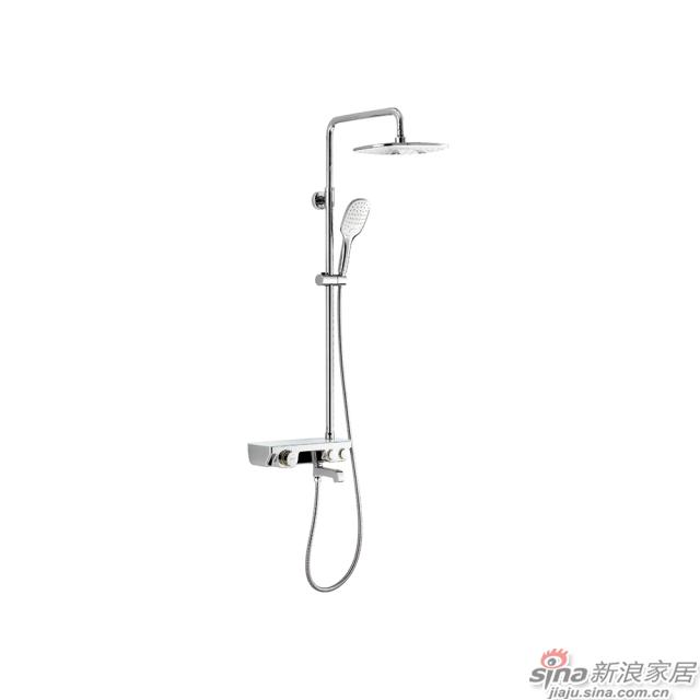 航标卫浴多功能恒温淋浴柱-1