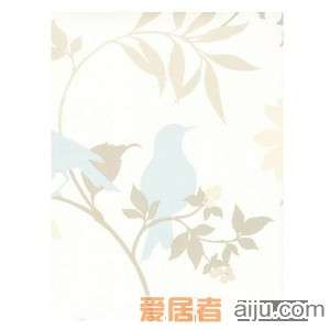 凯蒂纯木浆壁纸-写意生活系列AW53123【进口】1