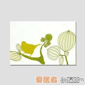 欧神诺墙砖-亮光-枝头鸣翠系列-YF041H4B(300*450mm)1