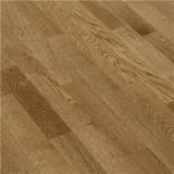 德合家BEFAG三层实木复合地板B55610三拼棕色橡木