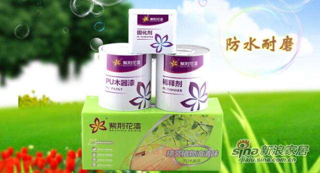 精装植物油清味PU木器漆 聚酯漆-1