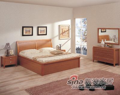 经典樱桃BT—1237高箱床