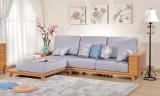 爱凡软体实木沙发