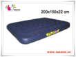 TATAME充气床系列 大双人单面植绒充气床 QP01009