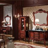 阿洛尼浴室柜-欧式仿古柜-A1135