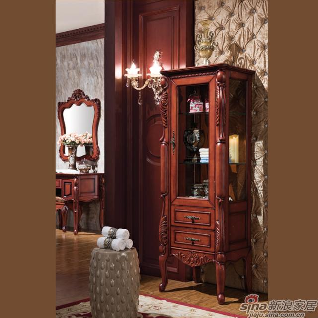 阿洛尼浴室柜-欧式仿古柜-A1135-2