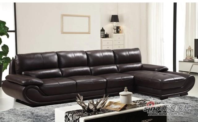 左右沙发客厅沙发组合-4