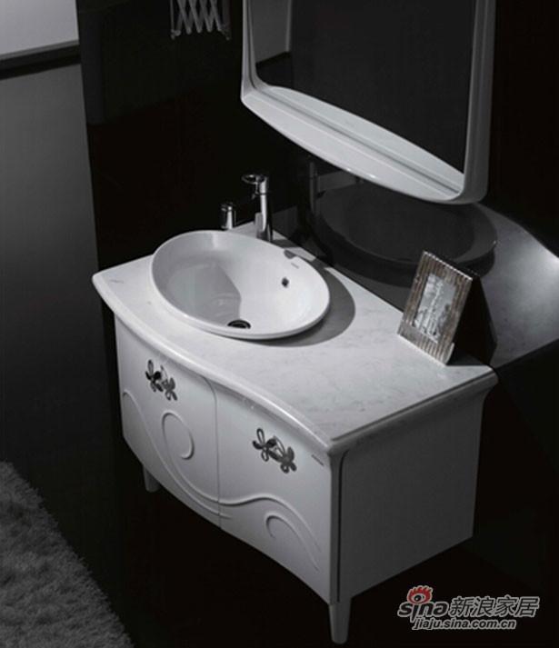 箭牌卫浴实木浴室柜APGM10L4218