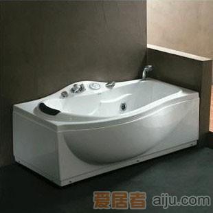 法恩莎按摩浴缸FC003SQ(1500*870*625mm)1