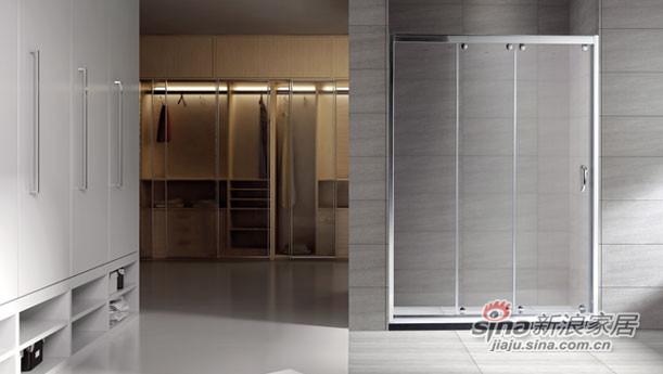 朗斯淋浴房·凯曼系列