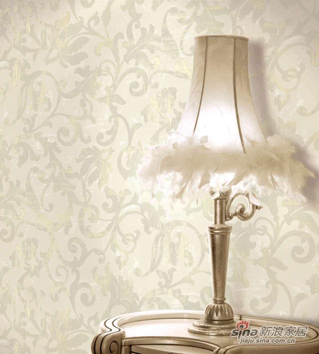 布鲁斯特壁纸 白银帝国 11a-GM10708-1-0