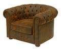 格兰诺贝维多利系列GN07S1031A1单人沙发