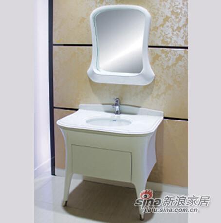 美加华卫浴MOS-001F欧式柜-0