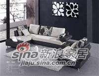 欧迪曼妮布艺沙发8503-0