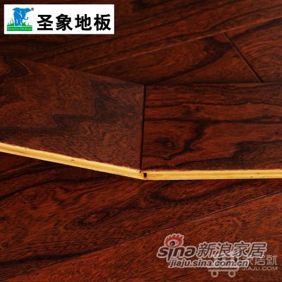 圣象新实木复合木地板榆木NA2178-0