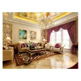 300平米金色大厅