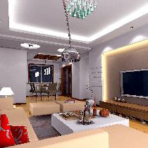 【仁恒运杰】3房2厅 约80平米 现代简约