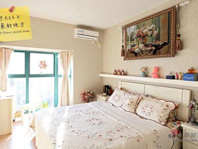 卧室整体空间