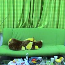 我家沙发!