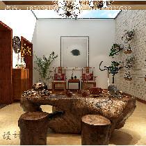 青岛喜山装修风格 装修效果图 装修案例 青岛实创装饰设计施工