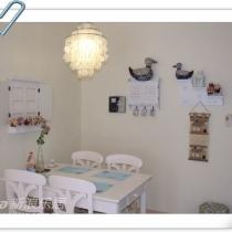 这是家里的小饭厅~