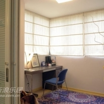 3室2厅色彩之魅