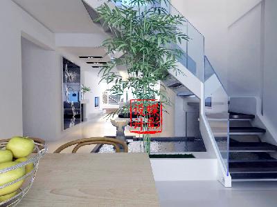 北欧简约大宅设计—楼梯