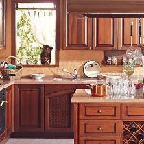 推荐品牌整体橱柜:金牌厨柜圣罗莎