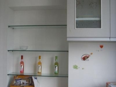 厨房间的酒柜