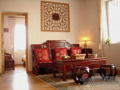 客厅红花梨木沙发