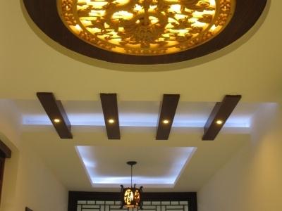 走廊及吊顶灯光