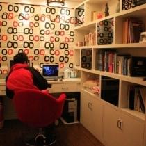 小书房 老公最爱的地方