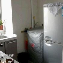 冰箱和洗衣机藏在这里