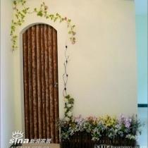 装饰品增色60平小小婚房