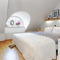 北欧风情 12万打造的纯净之家