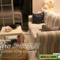 首先上场的是客厅----大爱的沙发