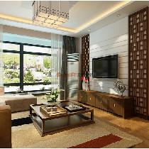 长沙实创装饰10万打造鑫远和城98平装修现代简约风方案