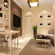 小空间大作为 53平米小户型的装修爱居