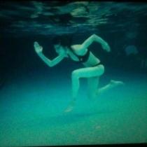 大S水下瘦身减肥