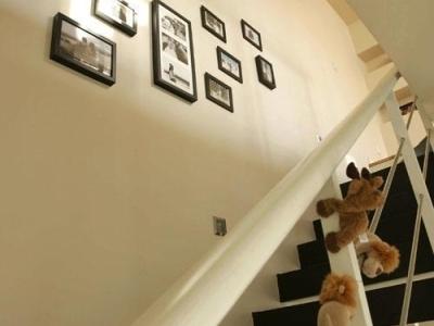 一楼结束,跟着我踏上cool的楼梯 上楼吧~