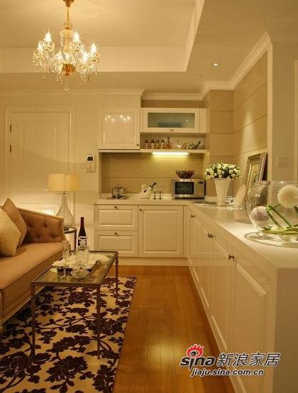 大开间的厨房设计