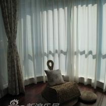 大爱的景观阳台,冬天晒晒太阳,还是不错的~
