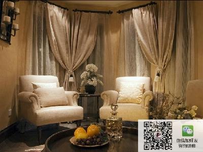 北京远洋天著175平小高层美式装修风格案例欣赏   案例名称:远洋天著 建筑面积:175平米 装修风格:美式风格 建筑类型:花墅小高层 设计说明: 美国充满浪漫主义与乡村情调的家具一直在美式家具风格中占有重要地位。兼容并蓄是美式家具风格的魅力所在,正因为at010.com.cn美式家具风格后面的文化特质,越来越包容的中国消费者,也渐渐地喜好美式家具风格。