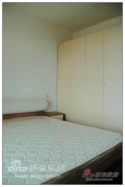 朝南的卧室